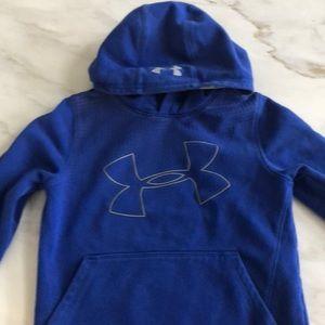 Boys underarmour Sweatshirt